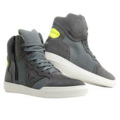 Dainese kotníkové skútr boty METROPOLIS D-WP antracitová/fluo žlutá