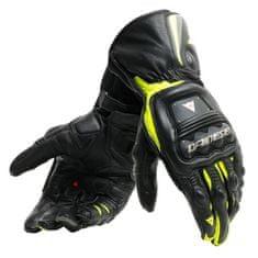 Dainese pánske rukavice na motorku STEEL-PRO čierna/fluo žltá
