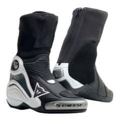 Dainese okruhové/Sportovní moto boty AXIAL D1 černá/bílá