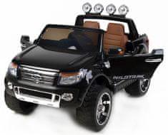 Beneo Elektrické autíčko Ford Ranger Wildtrak Luxury, EVA kolesá, Lakované, čalúnené sedadlo, 2,4 GHz DO