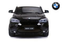 Beneo Elektrické autíčko BMW X6 M, 2 miestne, 2 x 120 W motor, 12V, elektrická brzda, 2,4 GHz dialkové ovl