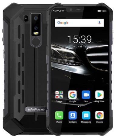 Ulefone Armor 6E, 4GB/64GB, Black
