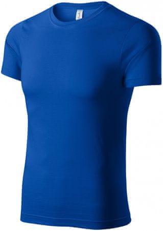 Piccolio Královsky modré tričko lehké s krátkým rukávem