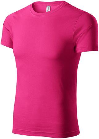 Piccolio Purpurové tričko lehké s krátkým rukávem