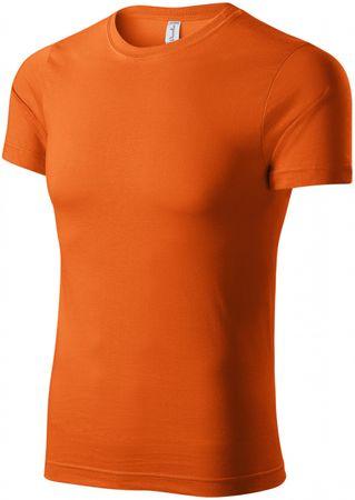 Piccolio Oranžové tričko lehké s krátkým rukávem
