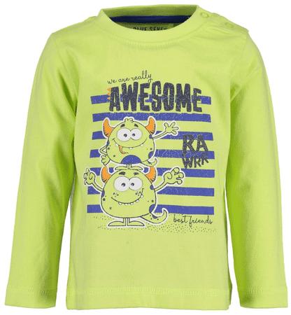 Blue Seven chlapecké tričko 62 zelená