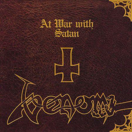 Venom: At War With Satan - CD