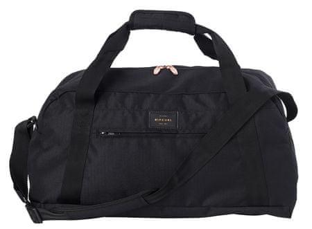 Rip Curl dámská černá cestovní taška Mid Duffle Rose