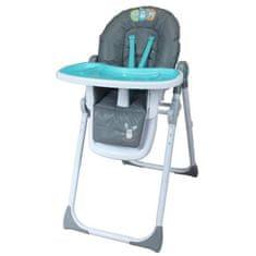 Bambikid Vysoká jídelní židlička, do 15 kg