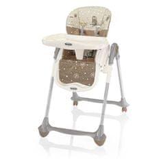 Brevi Convivio Jídelní židlička, béžová, do 15 kg