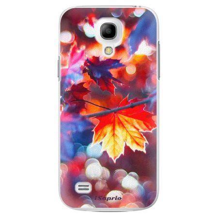 iSaprio Plastový kryt - Autumn Leaves 02 pro Samsung Galaxy S4 mini i9195
