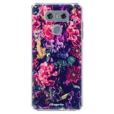 iSaprio Plastový kryt s motivem Flowers 10