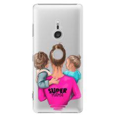 iSaprio Plastový kryt s motivem Super Mama - Boy and Girl