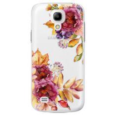 iSaprio Plastový kryt s motivem Fall Flowers