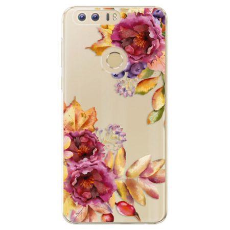 iSaprio Plastový kryt - Fall Flowers pro Honor 8