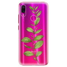 iSaprio Plastový kryt s motivem Green Plant 01