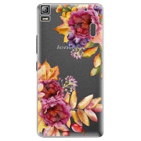 iSaprio Plastový kryt - Fall Flowers pro Lenovo A7000