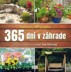 Kolektív: 365 dní v záhrade - Ilustrovaný poradca
