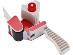 Extol Craft Odvíječ ruční s brzdou, pro lepící pásky do šířky 50mm a délky 66m