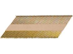 Extol Premium Hřebík nastřelovací, 480ks, Ř3,05mm, D 7mm, 34°, 90mm