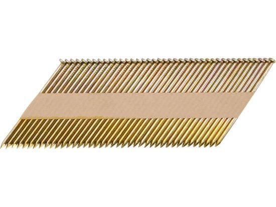 Extol Premium Klince do klincovačky pr.3,05mm, dĺžka 90mm, 480ps, na papierovej páske