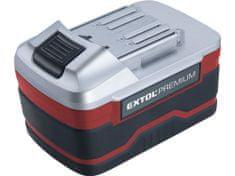 Extol Premium Baterie akumulátorová 18V, Li-ion, 3000mAh, pro 8891220, 8891110, a další
