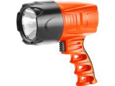 Extol Light Svítilna 3W CREE LED, nabíjecí, 150lm, dosvit 330m, 3.7V Li-ion 1500mAh
