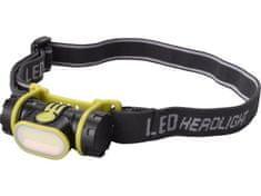 Extol Light Čelovka širokoúhlá 90lm COB, 2W COB LED