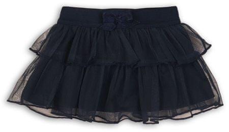 Dirkje dievčenská sukňa 104 tmavo modrá