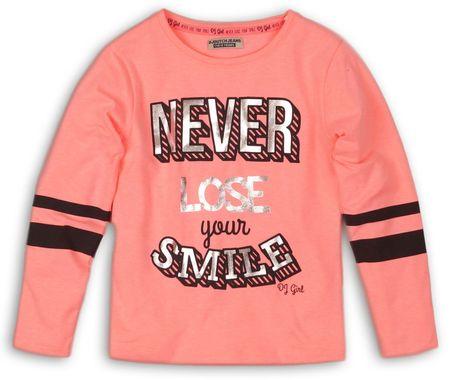 Dirkje dekliška majica, 134, roza