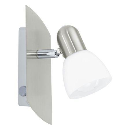 Eglo EGLO Bodové svítidlo ENEA využijete např. v ložnici jako osvětlení nočního stolku nebo na čtení, popřípadě do dětského pokoje či