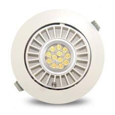 TESLA TESLA - LED otočné podhledové svítidlo 5inch 30W 230V 1475lm 30000h 3000K Ra 80 30D DR163030-1