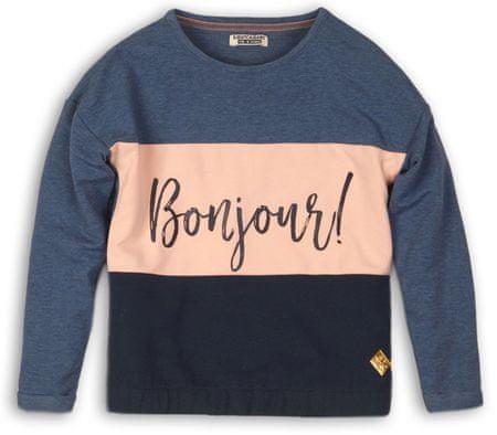 Dirkje bluza dziewczęca Bonjour 104 wielokolorowa