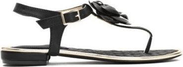 Vices dámské sandály černá 35