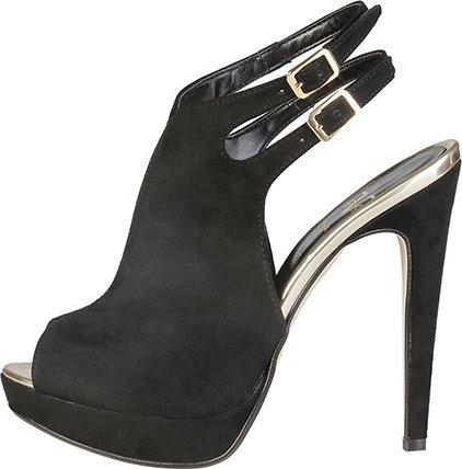 VERSACE 19.69 dámské sandály Thecle černá 41