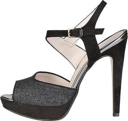 VERSACE 19.69 dámské sandály Calixte černá 38 - zánovní