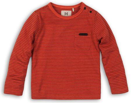 Dirkje fiú póló 92 piros
