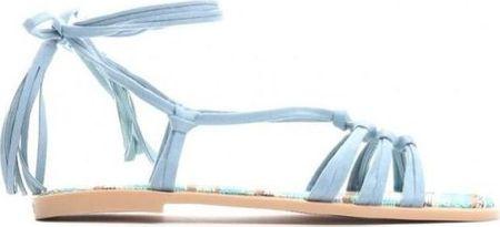 Vices dámské sandály modrá 39