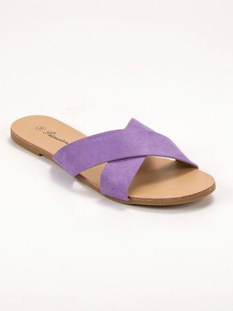 Stylomat Pohodlné ploché sandály, velikost 39.