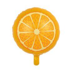 Butlers Fóliový balónek pomeranč
