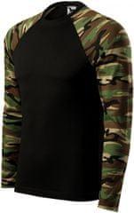 Malfini Maskáčové tričko s dlhými rukávmi