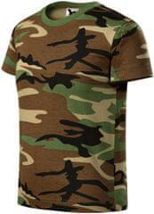 Malfini Dětské tričko maskáčové