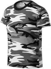 Malfini Detské tričko maskáčové