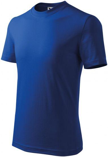 Malfini Kráľovsky modré detské tričko klasické