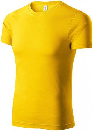 Piccolio Žluté tričko vyšší gramáže
