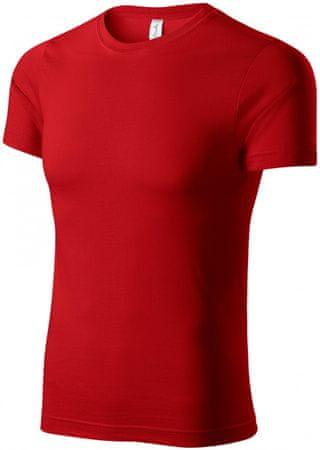 Piccolio Červené dětské lehké tričko