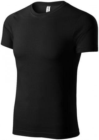 Piccolio Černé dětské lehké tričko