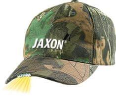 Jaxon Kšiltovka Camouflage 5 LED