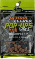 Lorpio Hook Baits Pop Up Dumblles 8mm 15g