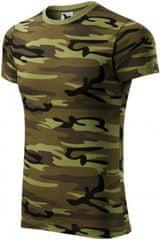 Malfini Pánske maskáčové tričko